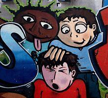 Mural, Street Art by EricHands
