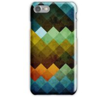 Abstract Cubes BYG iPhone Case/Skin