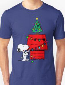 Christmas Snoopy  T-Shirt