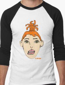 Anime Me Men's Baseball ¾ T-Shirt