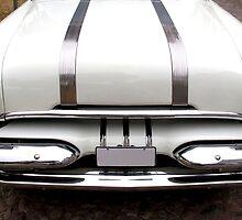 1950s Pontiac by onfilm