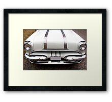 1950s Pontiac Framed Print