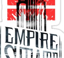 Empire State of mind Sticker