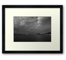 Woodchip #11 Framed Print