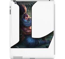 League of Legends - L - Yasuo iPad Case/Skin