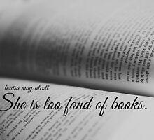 Louisa May Alcott Books by Kimberose