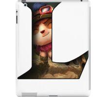 League of Legends - L - Teemo iPad Case/Skin