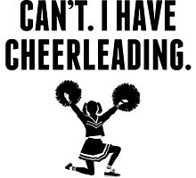 Can't I Have Cheerleading by kwg2200