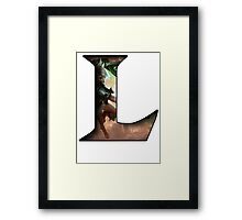 League of Legends - L - Riven Framed Print