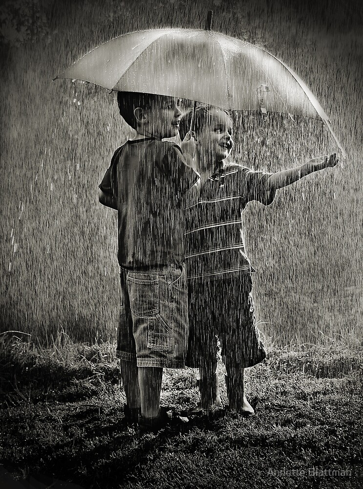 Sunshower Play by Annette Blattman