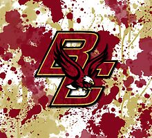 Boston College by Lindsey Reese