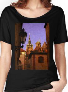 Charming Prague Women's Relaxed Fit T-Shirt