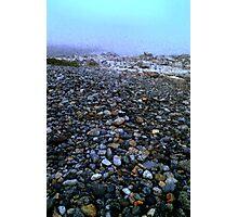 Sea Wall 2 Photographic Print
