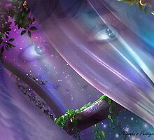 Purple dreams..... by Rhonda Ford