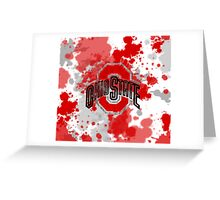 Go Buckeyes! Greeting Card