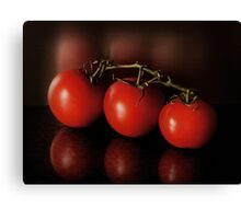 You Say Tomato Canvas Print