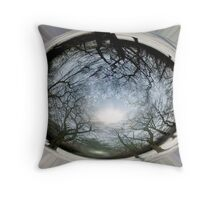 EARTH CENTERED Throw Pillow