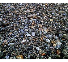 Bubble Rocks Photographic Print