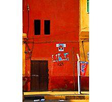 Street in Cairo, Egypt Photographic Print