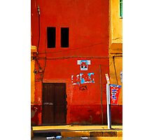 Street in Cairo, Egypt Photographic Print