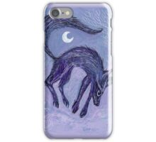 Jumping Fox iPhone Case/Skin