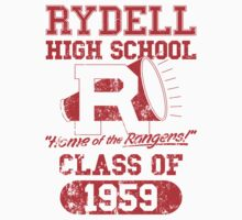 Rydell High School Alumni by J B