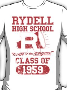 Rydell High School Alumni T-Shirt
