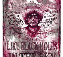 "Syd Barrett - ""Poles Apart"" by ctchoe"