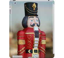 Stand up straight! iPad Case/Skin