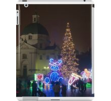 Warsaw Christmas Lights iPad Case/Skin