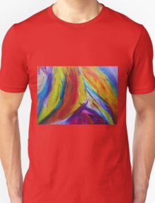 """Velocity No.1"" original artwork by Laura Tozer Unisex T-Shirt"
