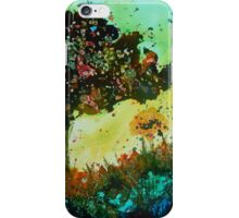 Windy summer day iPhone Case/Skin