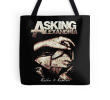 Asking Alexandria Reckless and Relentless Tote Bag