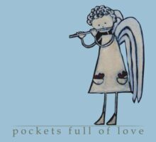 pockets full of Love 1 T-Shirt Baby Tee