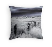 Forgotton Fields Throw Pillow