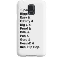 Best rappers Samsung Galaxy Case/Skin