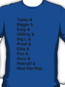 Best rappers T-Shirt