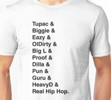Best rappers Unisex T-Shirt
