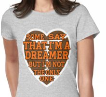Browns Fan Womens Fitted T-Shirt