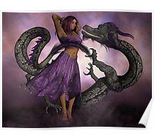 Romancing the Dragon Poster