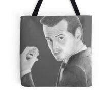 BBC Sherlock Jim Moriarty  Tote Bag