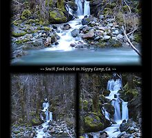 Clausen Falls Meets South fork by TimsWorld