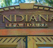 Indiana Tea House Cottesloe Beach by pedroski