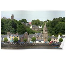 Two Churches , Tobermory Poster