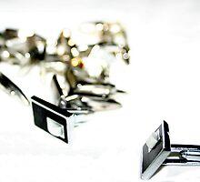 Cufflinks by Ian Tilly
