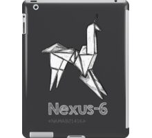 NEXUS - 6 iPad Case/Skin