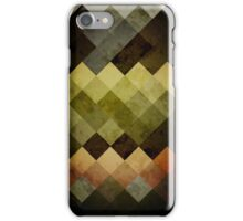 Abstract Cubes YBO iPhone Case/Skin