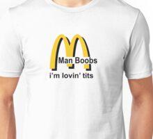 ManBoobs Unisex T-Shirt