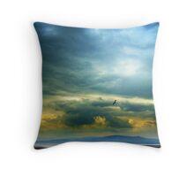 Lave Naivasha - Kenya Throw Pillow