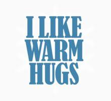 Frozen - I LIKE WARM HUGS Kids Clothes